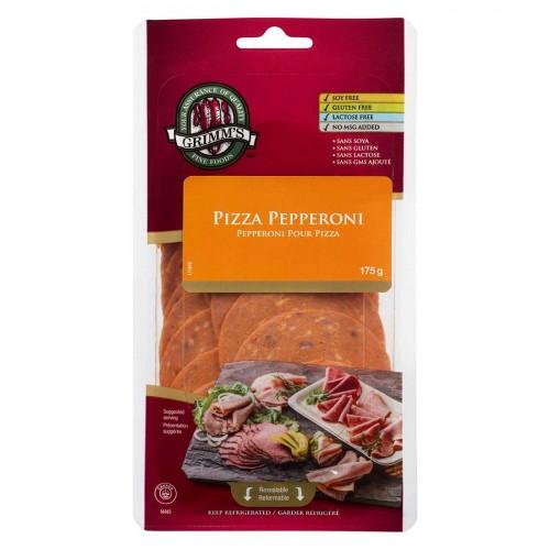Pizza Pepperoni Sausage
