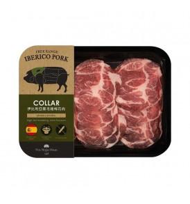 Thinly Sliced Iberico Pork Collar