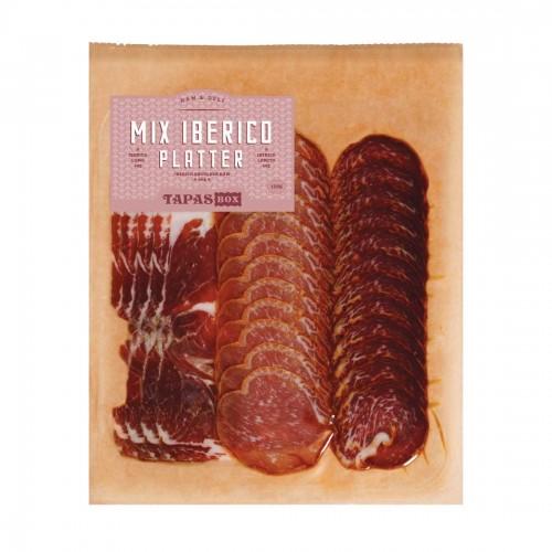 Mix Iberico Platter